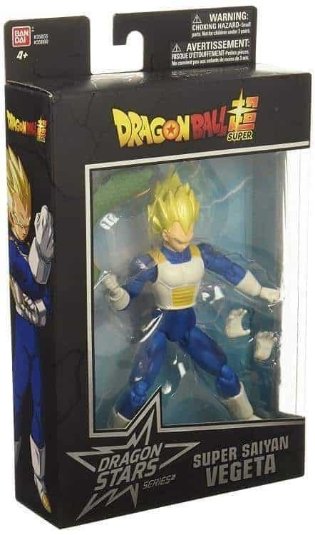 Dragon Ball Stars Super Saiyan Vegeta Action Figure Action Figures 2