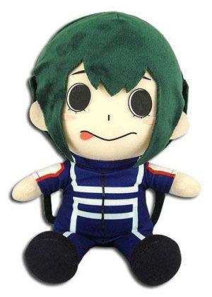 My Hero Academia Tsuyu Sitting Pose 7″ Plush Plushies