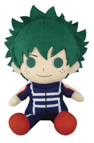 My Hero Academia S2 Izuku Midoriya Sitting 7″ Plush Plushies