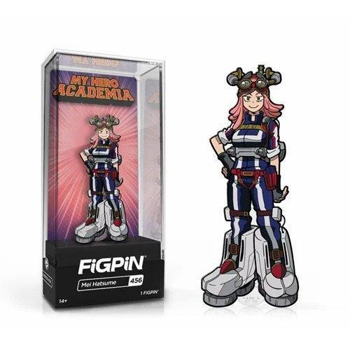 My Hero Academia Mei Hatsumei FiGPiN Classic Enamel Pin Pins