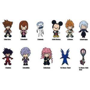 Kingdom Hearts Figural Keychains Keychains