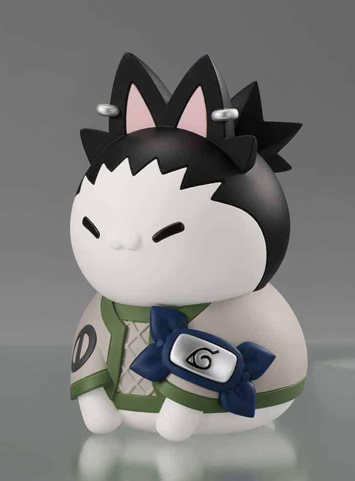 Nyanto! The Big Nyaruto Series Shikamaru Nara Figures 2