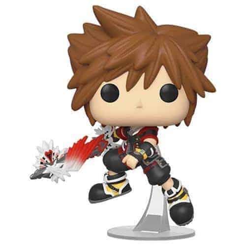 Kingdom Hearts 3 Sora with Ultima Weapon Pop! Vinyl Figure Figures