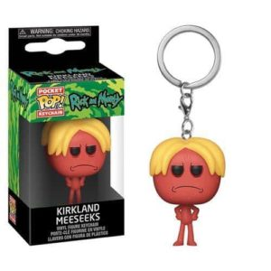 Rick and Morty Kirkland Meeseeks Pocket Pop! Key Chain Keychains