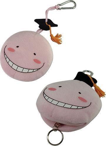 Assassination Classroom Pink Koro Sensei 4″ Plush Keychain Anime Plushies 2