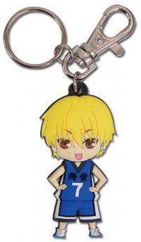 Kuroko's Basketball Ryota Chibi PVC Keychain Keychains 4