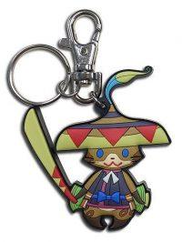 Monster Hunter Generations Yukumo PVC Keychain Keychains