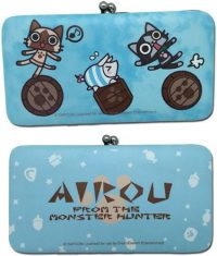 Monster Hunter Group Clutch Wallet Wallets