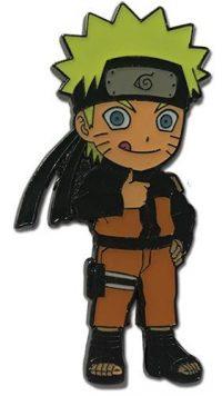 Naruto Shippuden Naruto Thumbs up Enamel Pin Pins