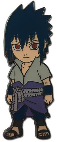 Naruto Shippuden Sasuke Uchiha Enamel Pin Pins