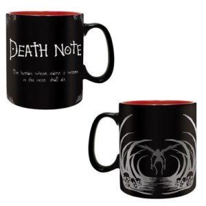 Death Note Shinigami 16oz. Mug Mugs 4