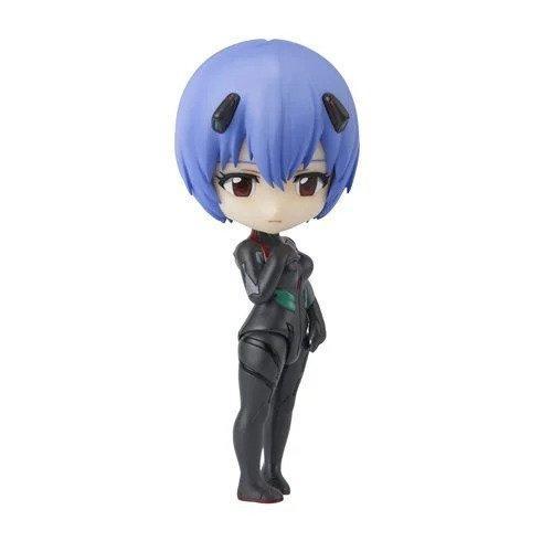 Neon Genesis Evangelion Rei Ayanami Figuarts Mini Figure Figures