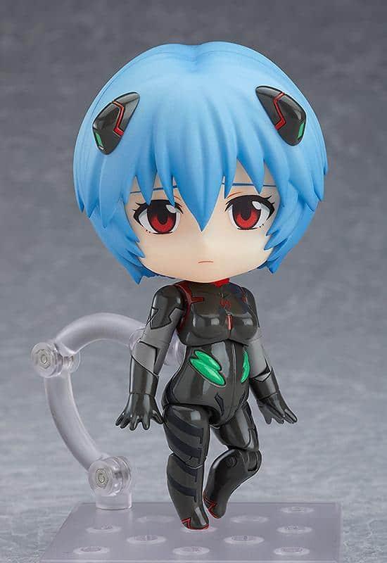 Rebuild Of Evangelion – Rei Ayanami Nendoroid Figure (Plugsuit Ver.) Figures