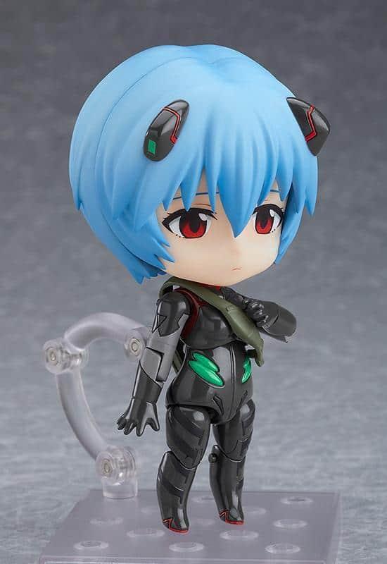 Rebuild Of Evangelion – Rei Ayanami Nendoroid Figure (Plugsuit Ver.) Figures 2