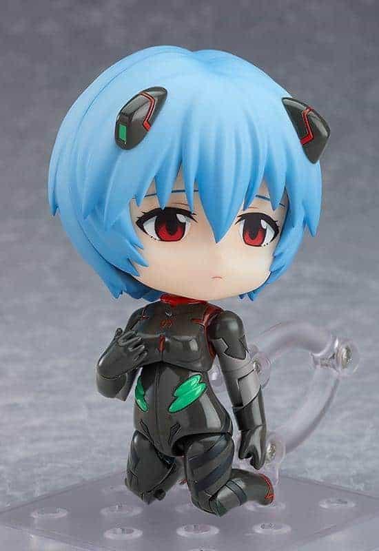 Rebuild Of Evangelion – Rei Ayanami Nendoroid Figure (Plugsuit Ver.) Figures 3