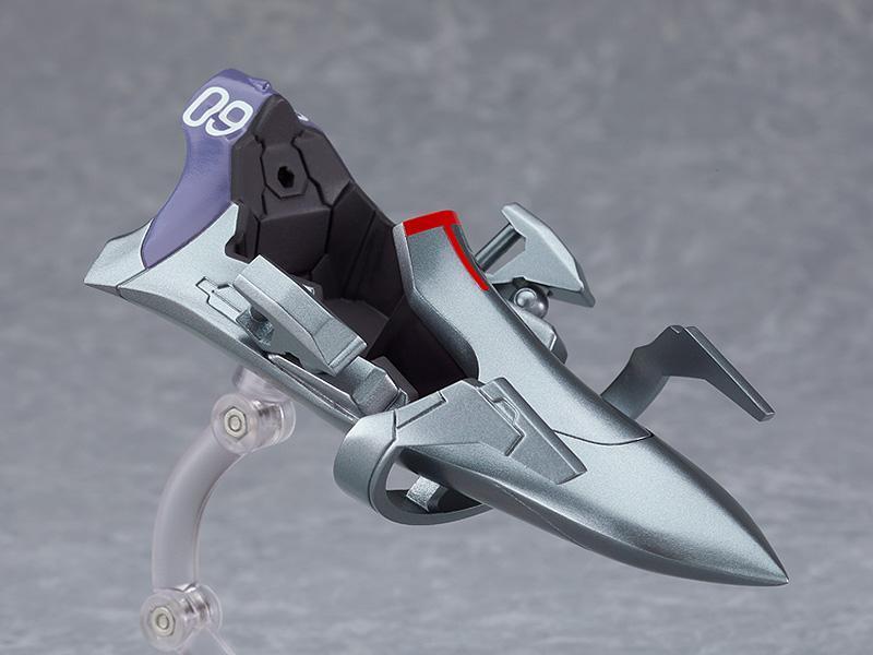Rebuild Of Evangelion – Rei Ayanami Nendoroid Figure (Plugsuit Ver.) Figures 6