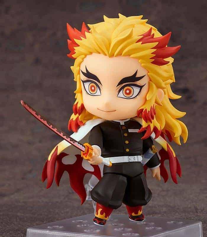 Demon Slayer Kyojuro Rengoku Nendoroid Figure Figures