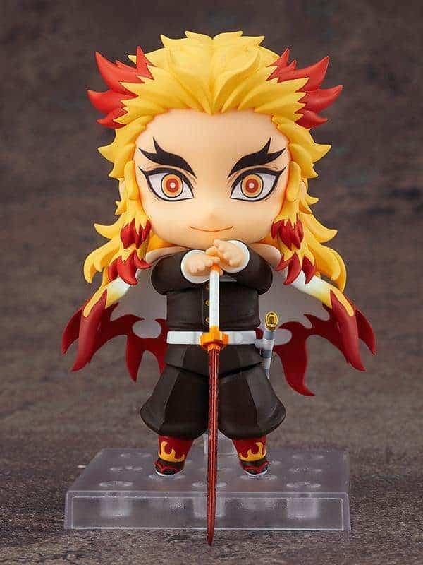Demon Slayer Kyojuro Rengoku Nendoroid Figure Figures 2