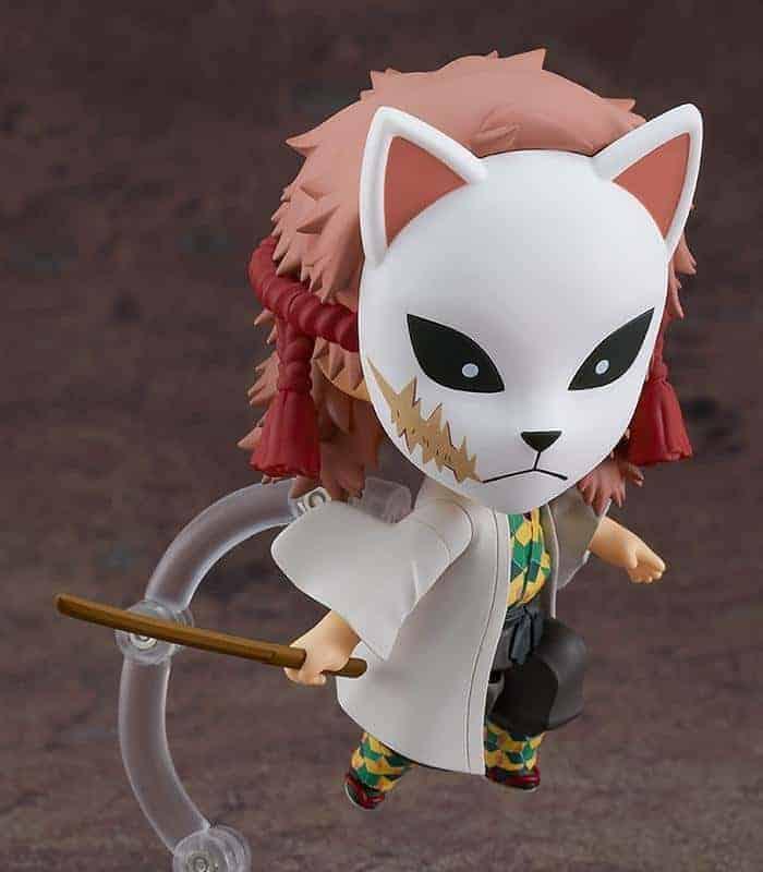 Demon Slayer: Kimetsu no Yaiba Sabito Nendoroid Figure Figures 3