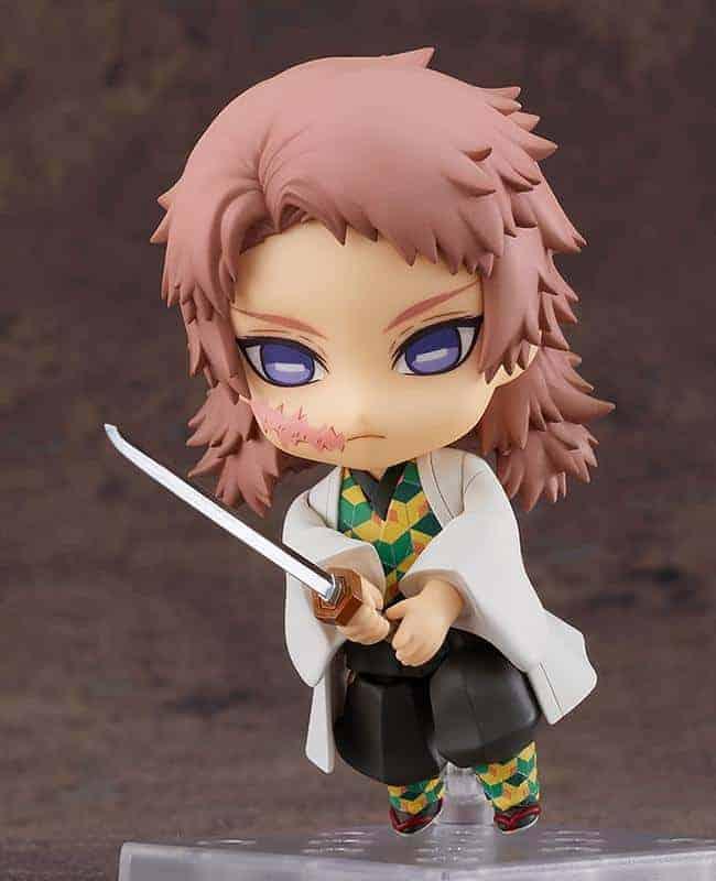 Demon Slayer: Kimetsu no Yaiba Sabito Nendoroid Figure Figures 4