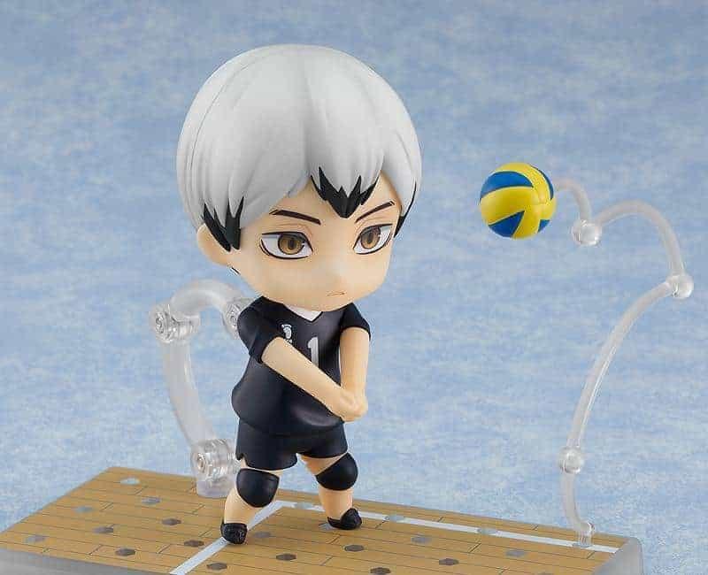 HAIKYU!! Shinsuke Kita Nendoroid Figure Figures 6