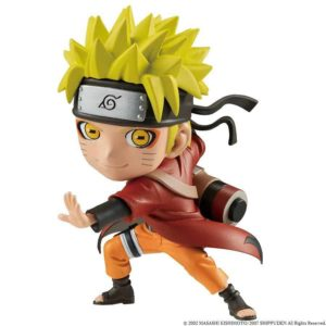 Chibi Masters Naruto Uzumaki Mini Figure Figures