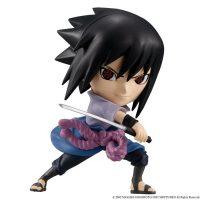 Chibi Masters Sasuke Uchiha Mini Figure Figures