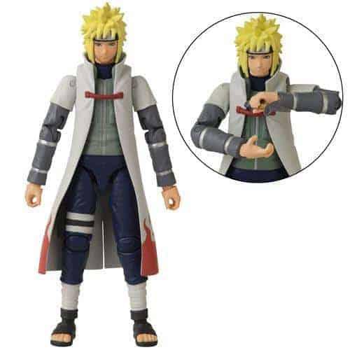 Naruto Shippuden Namikaze Minato 6″ Action Figure Action Figures 4