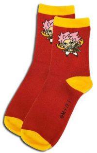 Fairy Tail Chibi Natsu Knitted Socks Socks