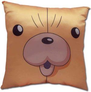 Bleach Kon Face Square Pillow Pillows & Cushions