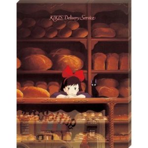 Kiki's Delivery Service Tending the Store Artboard Canvas Style 366-Piece Jigsaw Puzzle Puzzles