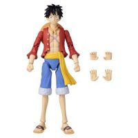 One Piece Anime Heroes Monkey D. Luffy Action Figure Action Figures