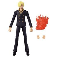 One Piece Anime Heroes Vinsmoke Sanji Fishman Action Figure Action Figures