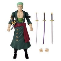 One Piece Anime Heroes Roronoa Zoro Action Figure Action Figures