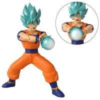 Dragon Ball Attack Super Saiyan Blue Goku 7″ Action Figure Action Figures