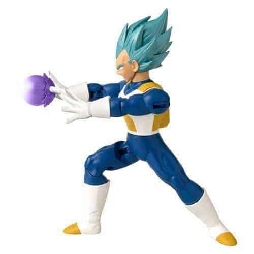 Dragon Ball Attack Super Saiyan Blue Vegeta 7″ Action Figure Action Figures 5