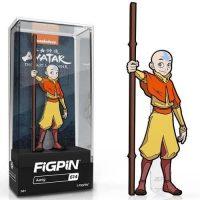 Avatar: The Last Airbender Aang FiGPiN Classic Enamel Pin Pins