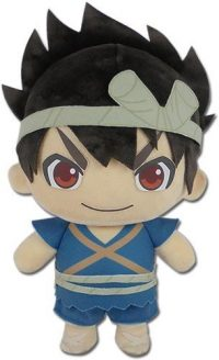 Dr. Stone Chrome 8″ Plush Anime Plushies