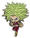 Dragon Ball Super Chibi Super Saiyan Kefla Enamal Pin Pins 4
