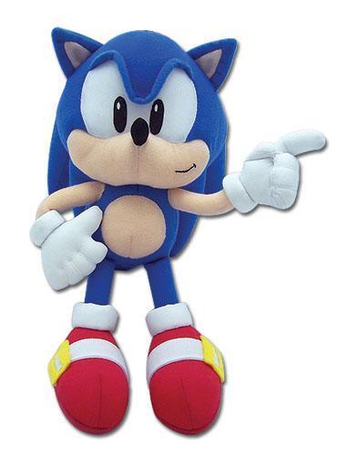 Sonic the Hedgehog Classic Sonic 9″ Plush Anime Plushies