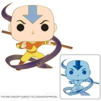 Avatar: The Last Airbender Aang Large Enamel Pop! Pin Pins