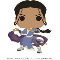 Avatar: The Last Airbender Katara Large Enamel Pop! Pin Pins