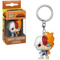 My Hero Academia Todoroki Pocket Pop! Keychain Keychains