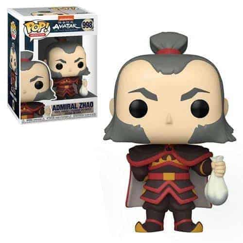 Avatar: The Last Airbender Admiral Zhao Pop! Vinyl Figure Figures