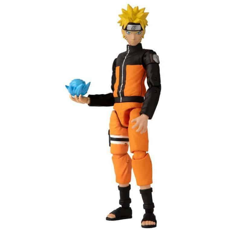 Naruto Shippuden Naruto Uzumaki Anime Heroes Action Figure Action Figures