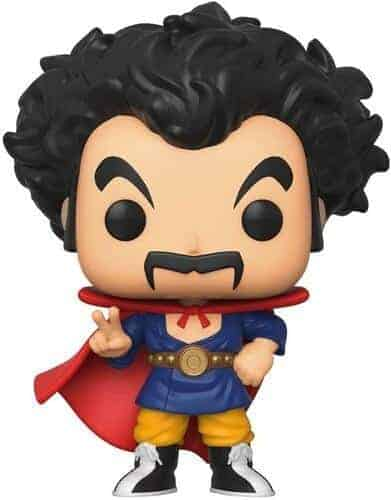 Dragon Ball Super Hercule aka Mr. Satan Pop! Vinyl Figure Figures