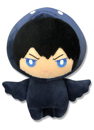 Haikyu!! Kageyama Tobio Crow 6″Plush Anime Plushies