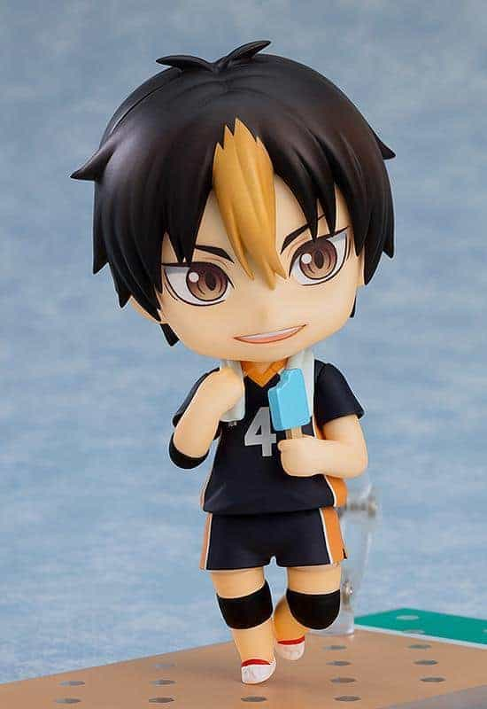 Haikyu!! Yu Nishinoya Nendoroid – The New Karasuno Version Figures 5