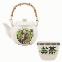 Avatar: The Last Airbender The Jasmine Dragon Tea Set Mugs & Cups