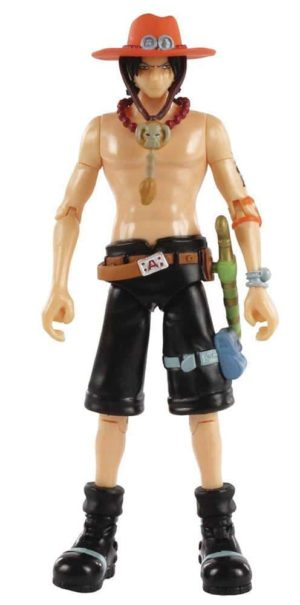 One Piece Ace 4″ Action Figure Action Figures